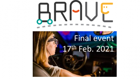 BRAVE final event